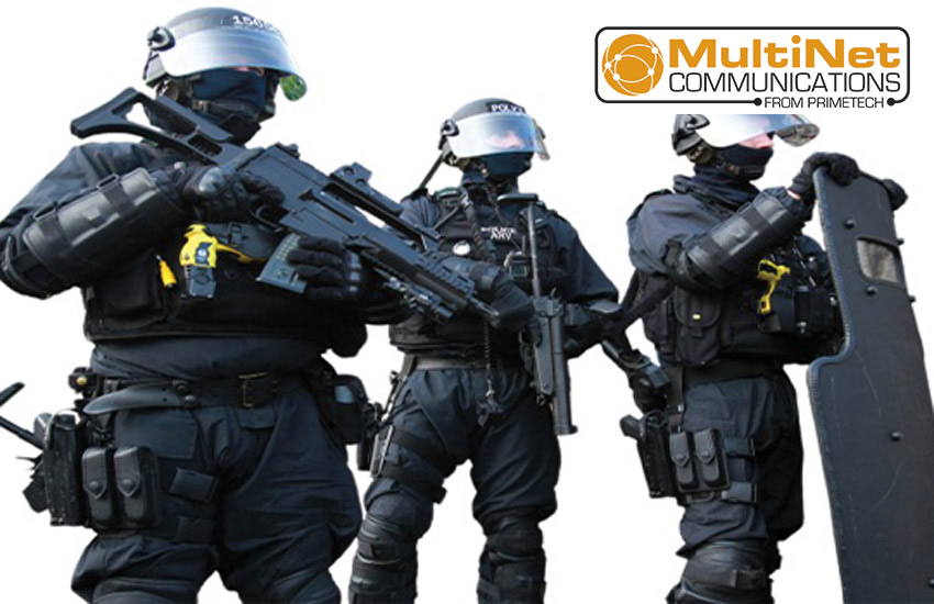 MultiNet Comms delivers counter-terror comms support