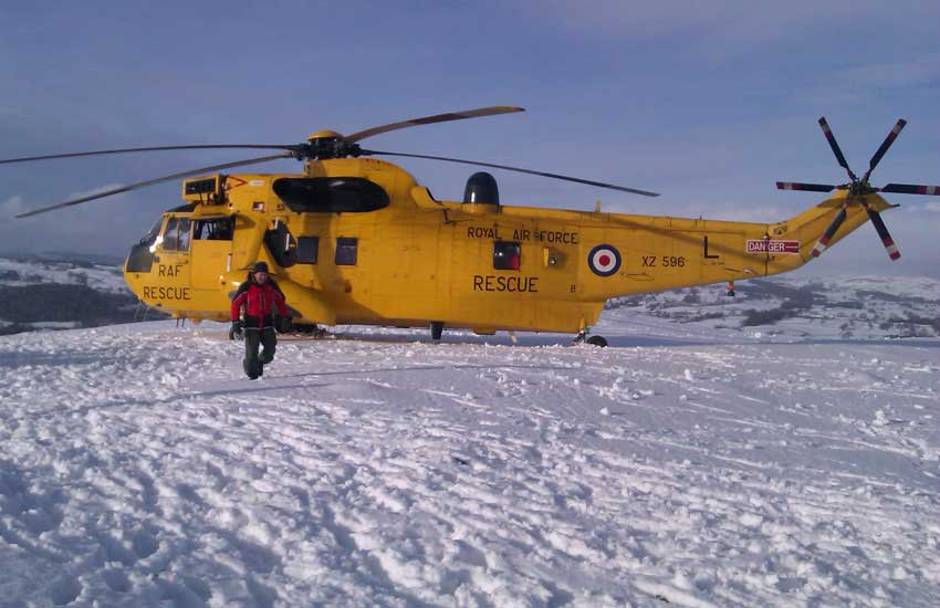 Kendal Mountain Rescue Team uses Primetech's MultiNet Comms to support life-saving operations