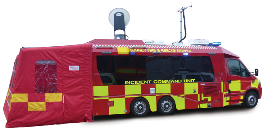 SurreyCommandVehicle